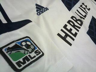 [ Jersey ] LA GALAXY Home 2012/13 + NNS #23 BECKHAM + Patch MLS | VeryRare, MurMer