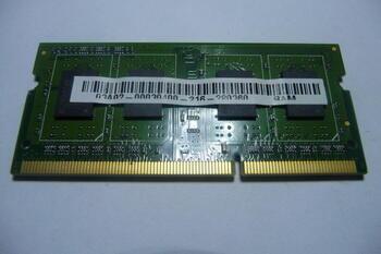 2pcs SODIMM DDR3 @2gb copotan laptop
