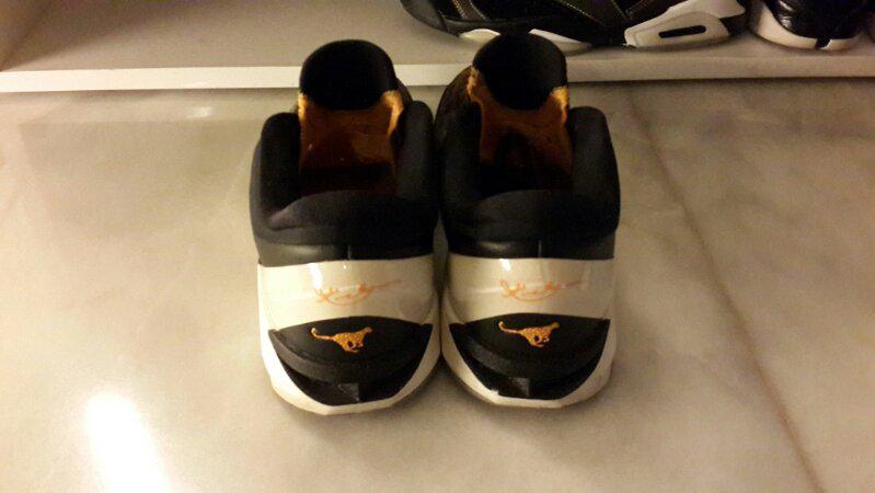 WTS Nike Kobe VII Cheetah 1000% Legit