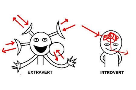 Taukah Agan Apa Itu Introvert ?