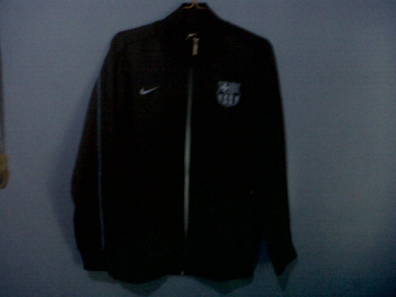 WTS Jacket Barcelona 12-13