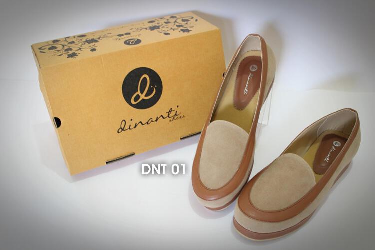 [Jual] Sepatu Wanita 100% Original (DINANTI SHOES | SEPATUNYA ARTIS)