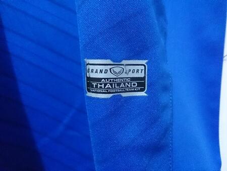 Jersey Thailand Original Grand Sport #10 TEERASIL Gold Font