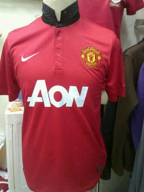 JERSEY GRADE ORI MAN UNITED SEASON 2013/2014