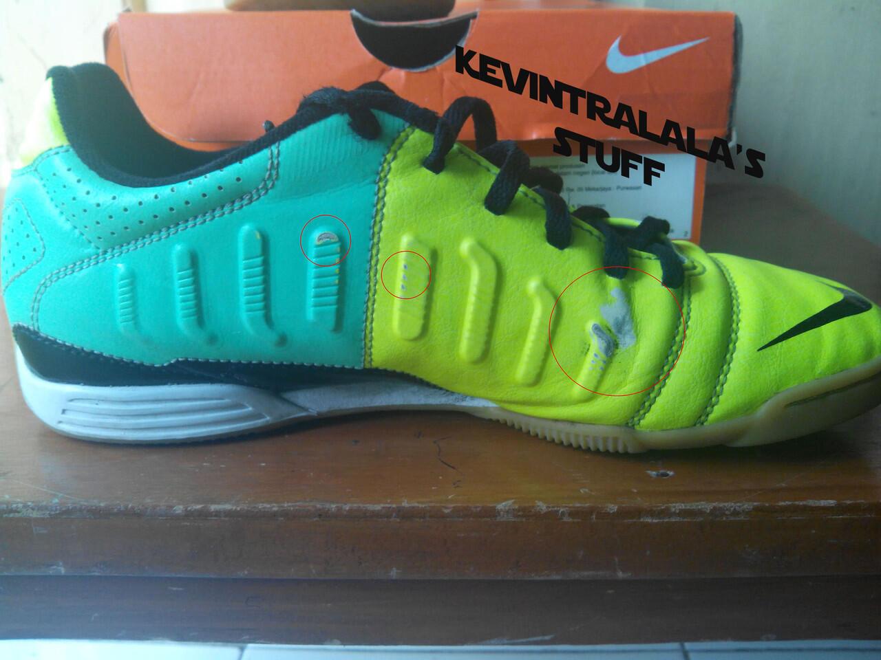 [ WTS ] Obral Sepatu Futsal NIKE CTR 360 100% Original