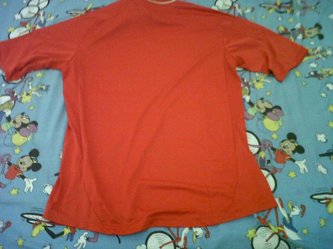 jual cepat original jersey russia home 12/13 size s bnwt 200k only freeongkir