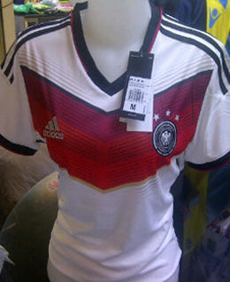 JERSEY WORLDCUP (PIALA DUNIA) 2014 READY STOCK