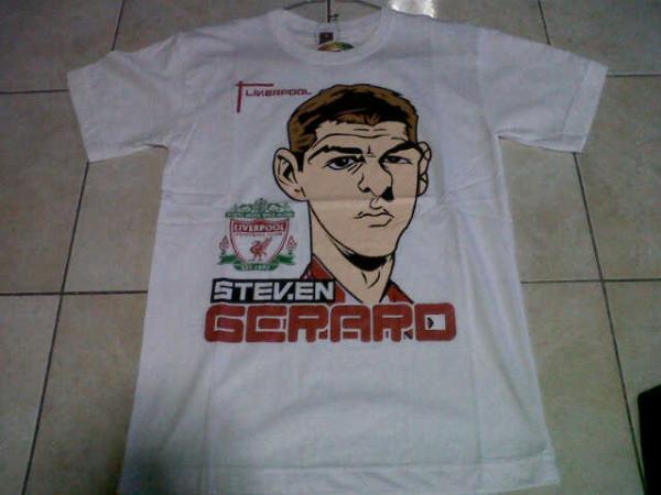 Jersey Original & Dan Kaos Bola Harga Miring Gan!!