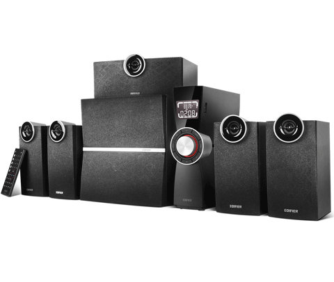 [ZENAUDIO] READY STOCK Edifier Speaker C6XD 5.1 Multimedia Speaker BNIB