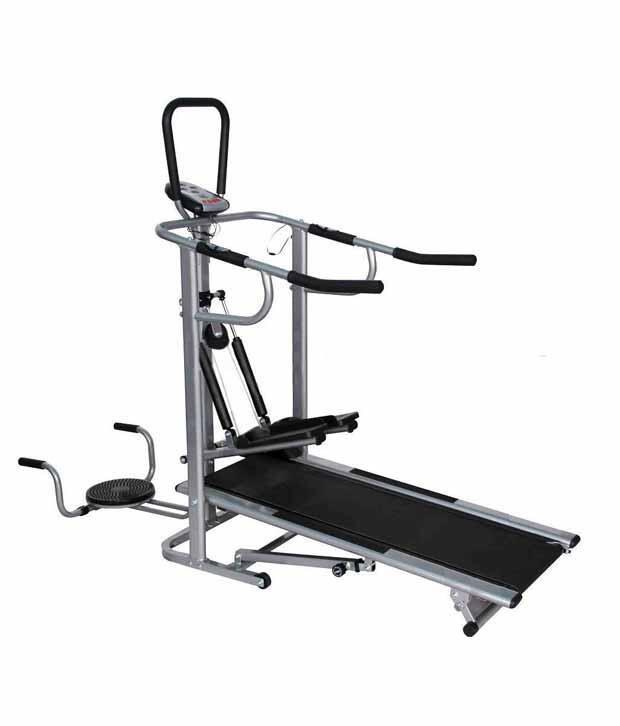 Treadmill Manual 5 Fungsi With Massager Asli Murah Banget