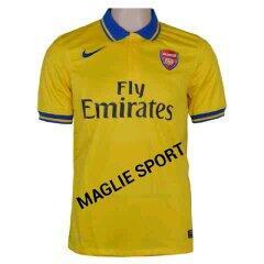 Jersey Arsenal Away 13/14