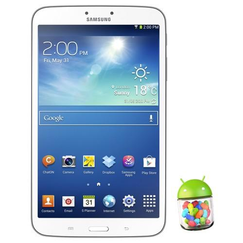 Samsung Galaxy Tab 3 (8.0) - White | Android Jelly Bean, 3G+WiFi