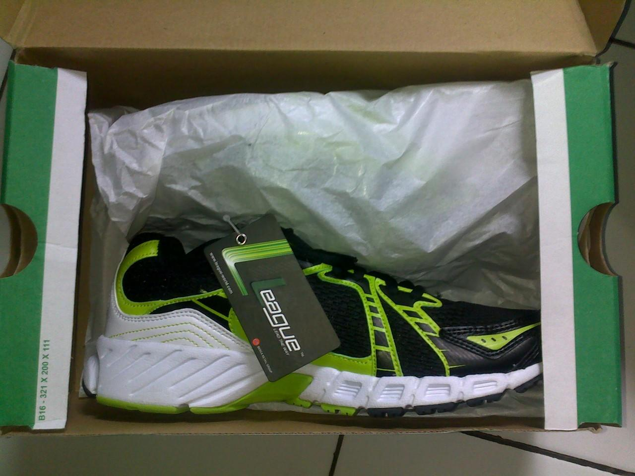 [RUNNING SHOES] MONGGO GAN LEAGUE STINGRAY HARGA ANAK KOST
