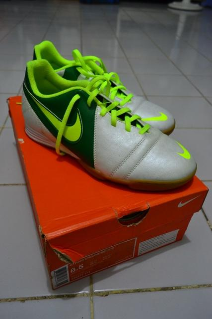 New [Original] Sepatu Futsal Nike CTR 360 Enghance III Ic Murah