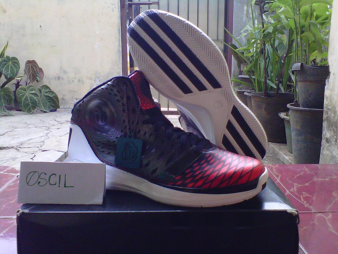sepatu original super murah!!!!Sepatu Basket Adidas D'Rose 3.5