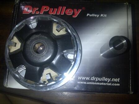 Aksesoris VARIO125 & PCX125/150 DR.PULLEY CVT Variator & Roller S.R