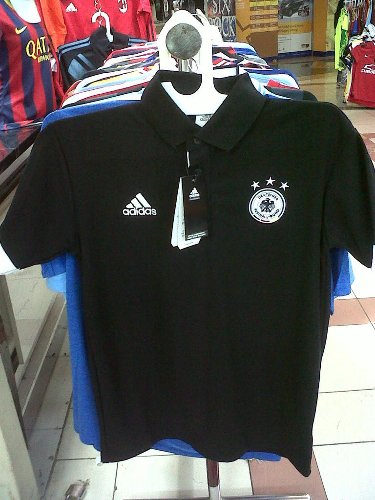 POLO T SHIRT ALL CLU-CLUB EROPA 2013/14&NEGARA-NEGARA WORLD CUP 2014 BRAZIL