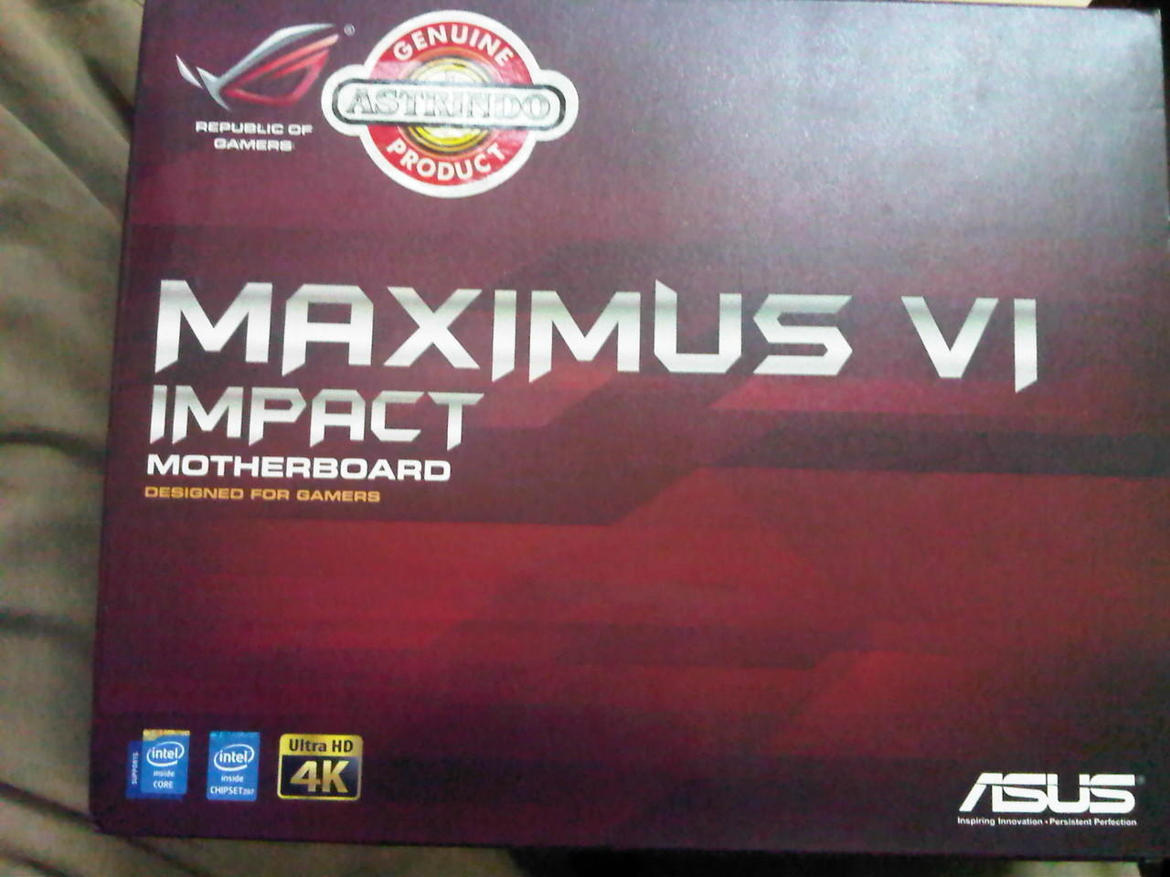 2nd Maximus VI Impact (Bandung)