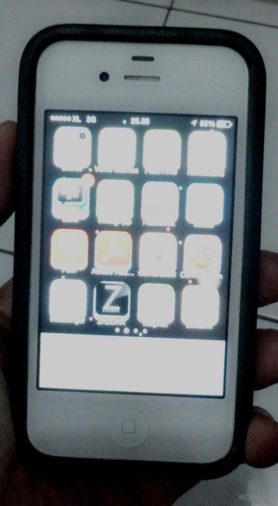 Terjual JUAL CEPET MURAH AJA IPHONE 4 PUTIH 8GB EX CEWE GARANSI SES ... eb07230518
