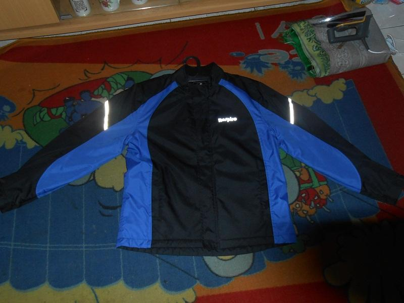 WTS ||Jaket Respiro Theta R3 Ridingware|| air and water proof nego!