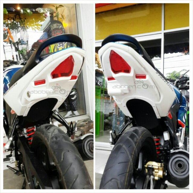 [Variasi Motor] Undertail CB105R