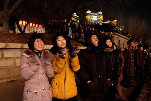 Perayaan Tahun Baru Dari Berbagai Penjuru Dunia (PIC)