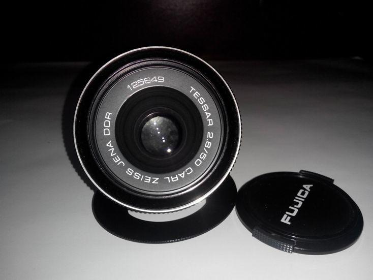 WTS CARL ZEISS JENNA 50mm f2.8 bonus Adapter to Canon - Malang