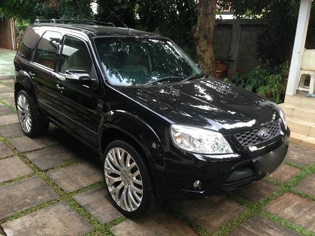 Jual FORD ESCAPE 2012 Muluussss