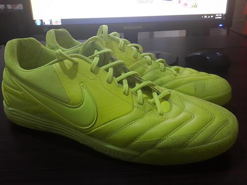 Futsal Boots - Nike5 Lunar Gato Volt 44 murah