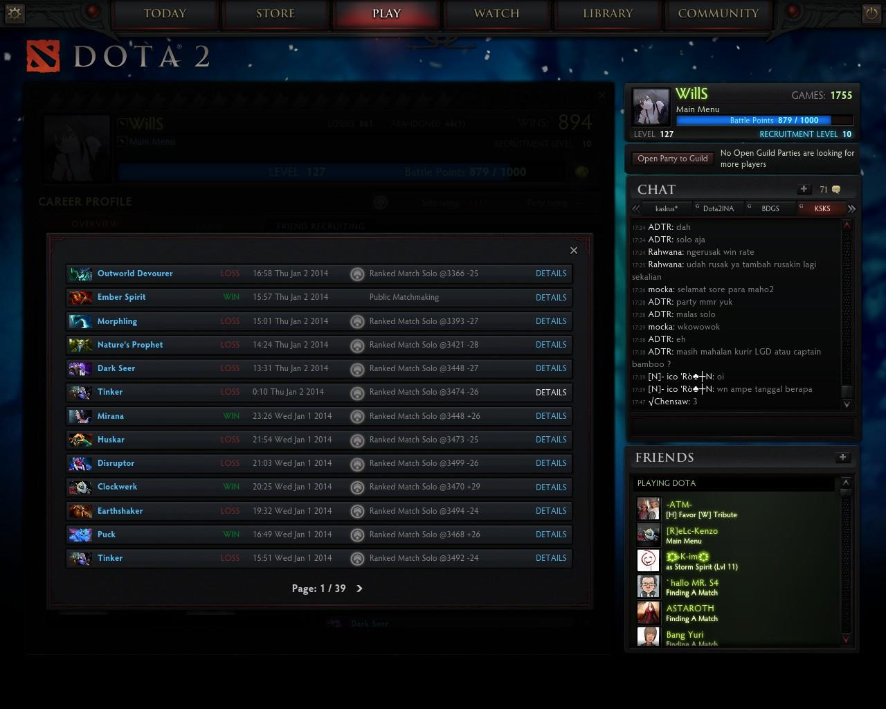 how ranked matchmaking works dota 2 Dota 2 is a real-time action @keyemku @dota2 this would be a little more bearable if it wasn't for the fact that limited matchmaking doesn't work and only.