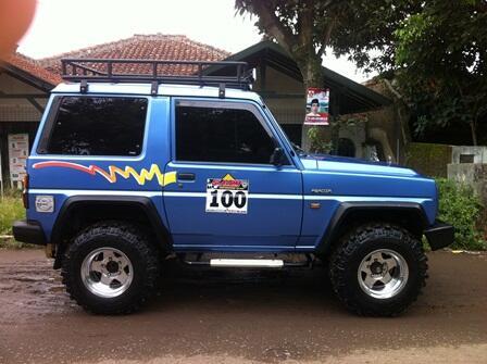 Terjual Feroza 95 Full Modif Bandung Kaskus