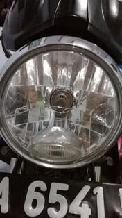 headlamp vixion bulat