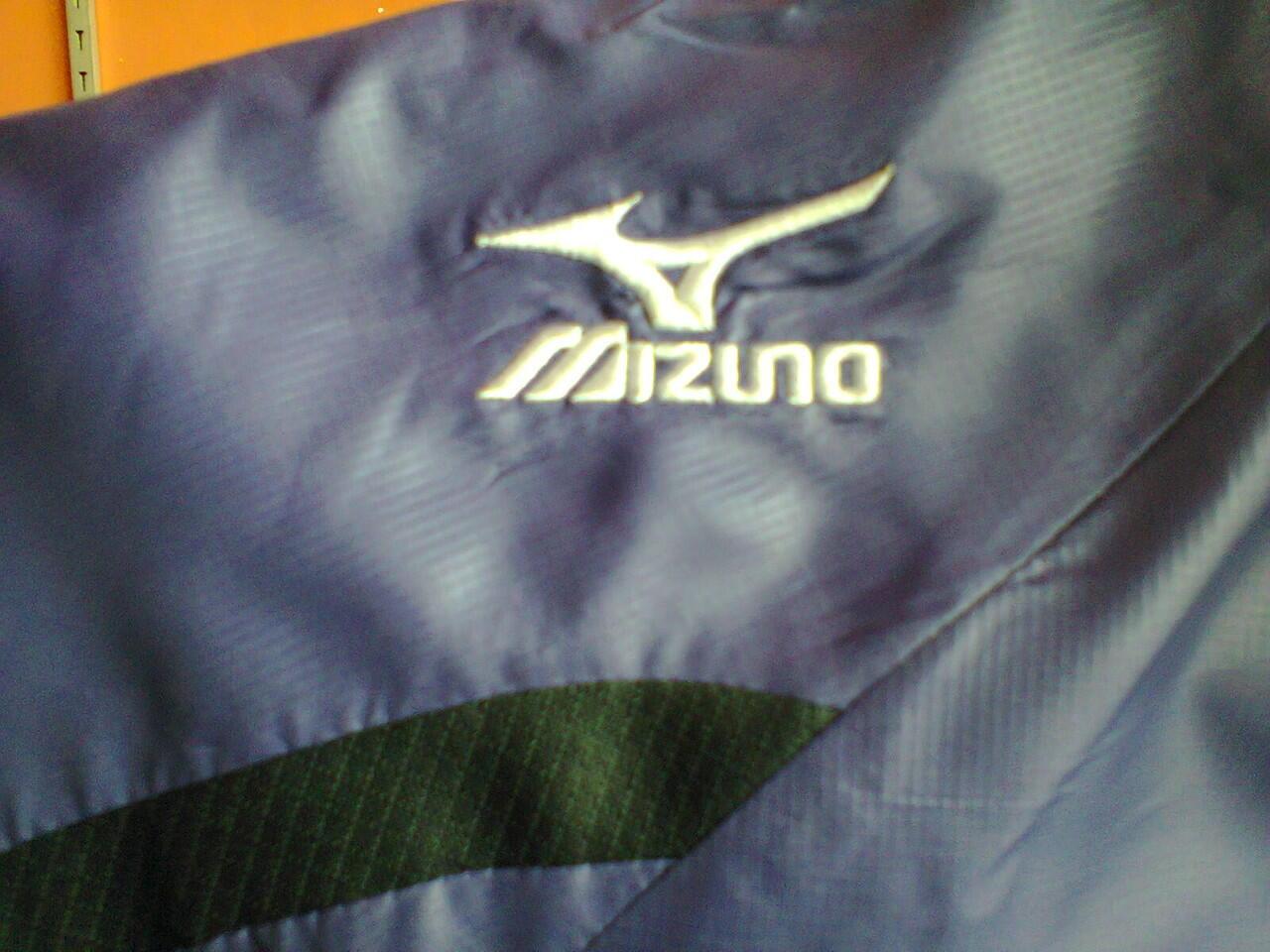 Jaket Mizuno original mantap abiiiiiis !!!!!