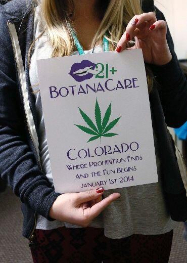 [Pic] Toko Ganja Legal Pertama di Colorado Gan