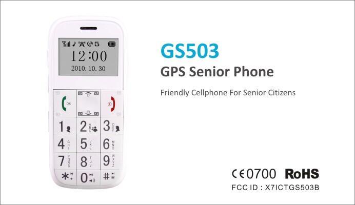 Tracker Gps Prisenta Gs503 Smart Phone