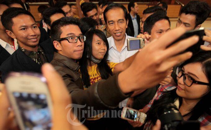 Jokowi dan Anak Alay