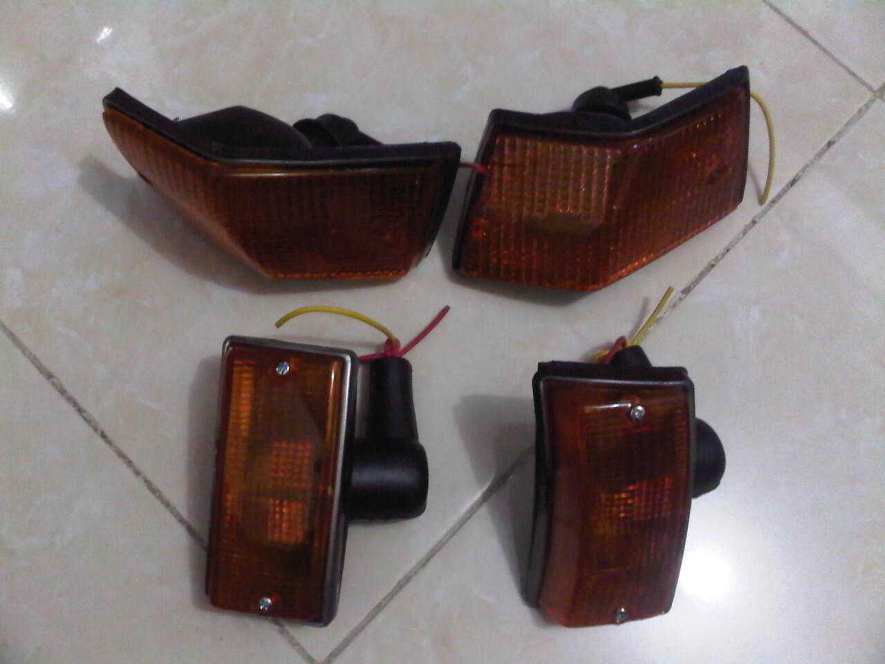 lampu sen vespa px lokal