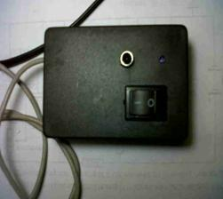 Sensor Stater Motor, lambaikan tangan dan jreng....