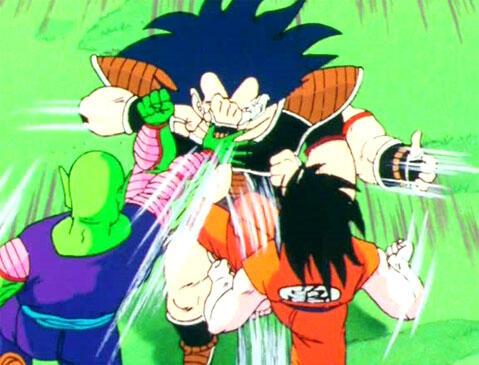 7 Musuh yang tidak bisa dikalahkan Goku di serial DBZ