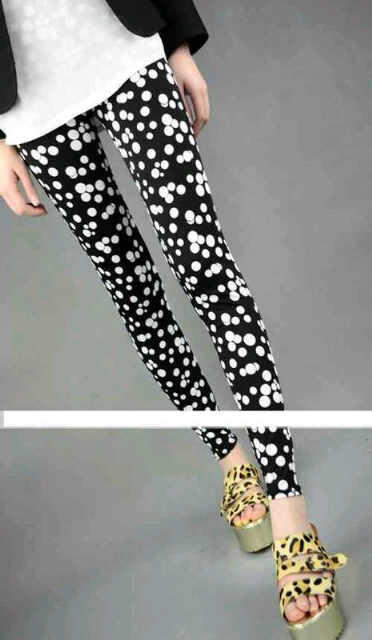 Legging polkadot import mumer