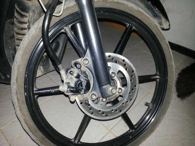 (REPOST) Velg Conrad Racing untuk Mio (PNP)