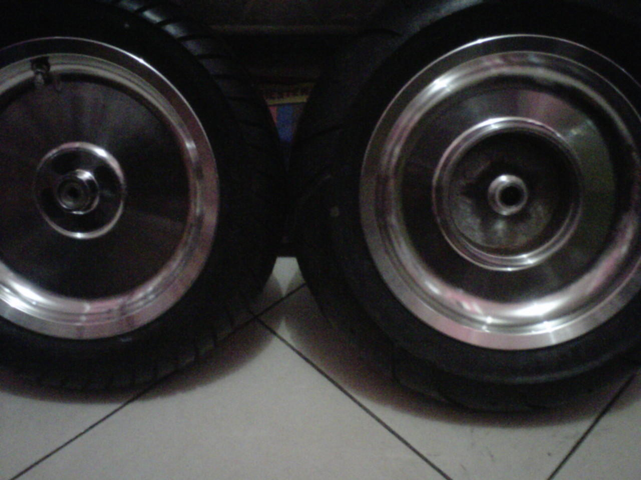 Velg Monoblok Ring 12 Scoopy/Beat