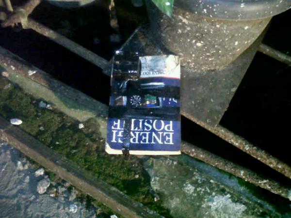 Di Duga bom buku di komplek rumah ane gan!!