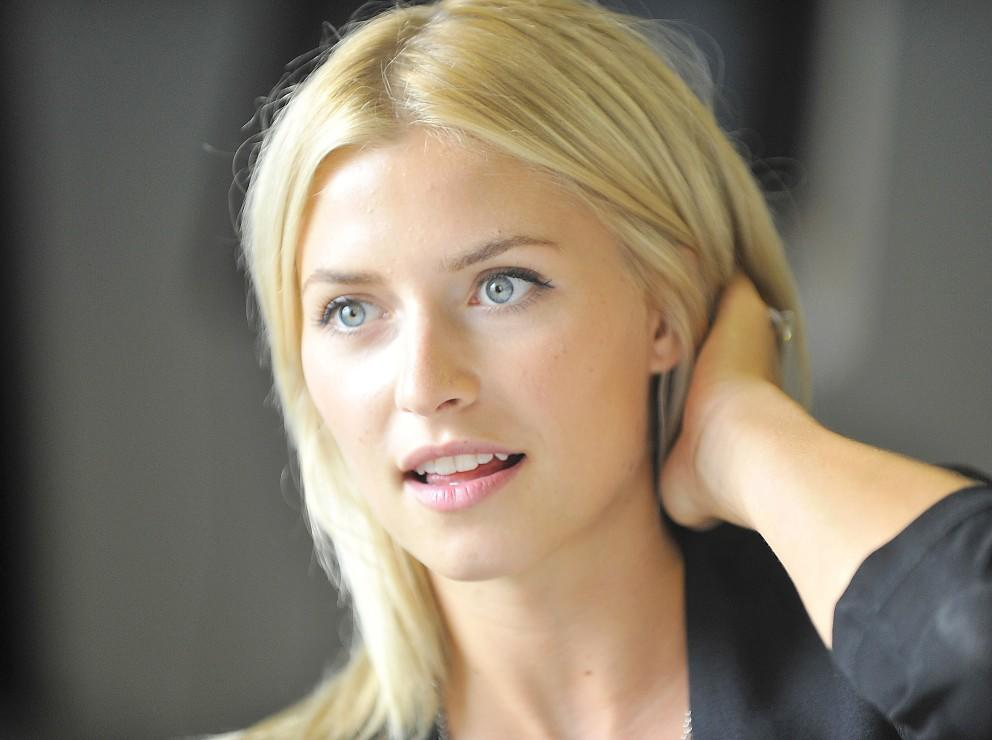 Lena Gercke>> Pacarnya Sami Khedira Yang Cantik dan Mempesona