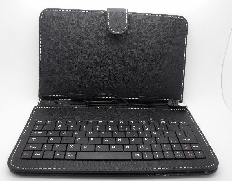 ### Leather Case Keyboard Untuk Tablet PC 7 Inci - Ecer Dan Grosir - TERMURAH ###