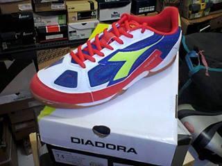 Sepatu Futsal, DIADORA - tipe: QUINTO R ID