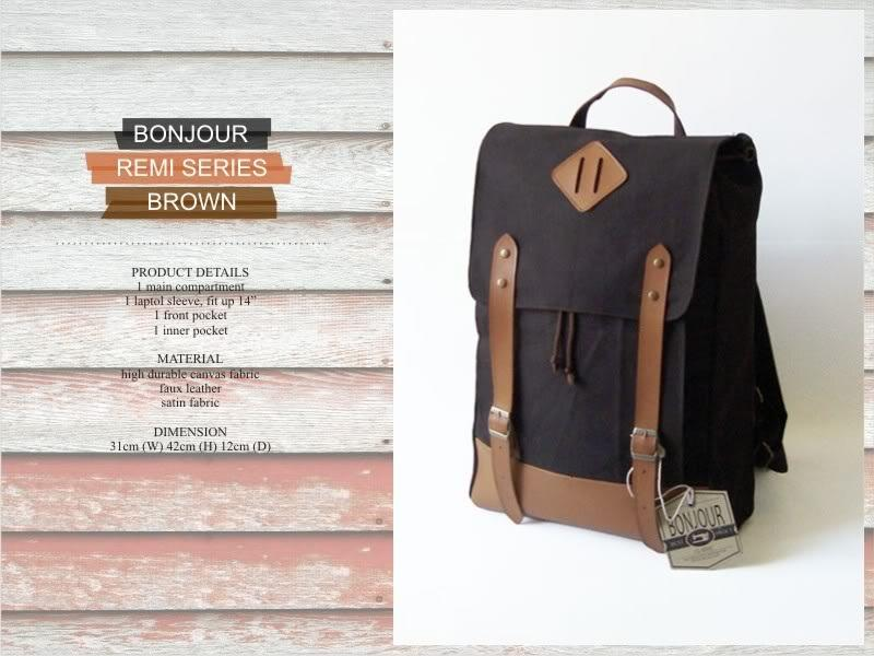 TAS BONJOUR SERIES (100% ORIGINAL | FLORAL | LACED | VINTAGE | LAPTOP | KANVAS DLL)