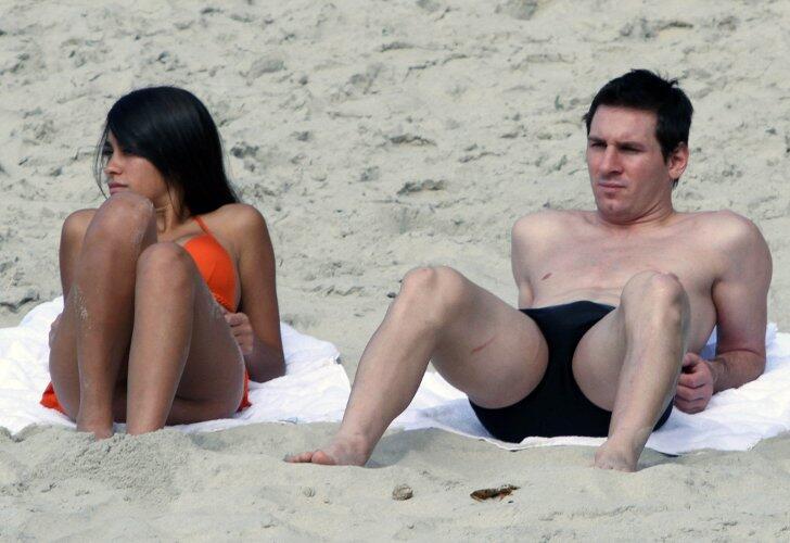 Bininya Messi Bilang Kalau Suaminya Sering Pake Obat Kuat di Ranjang