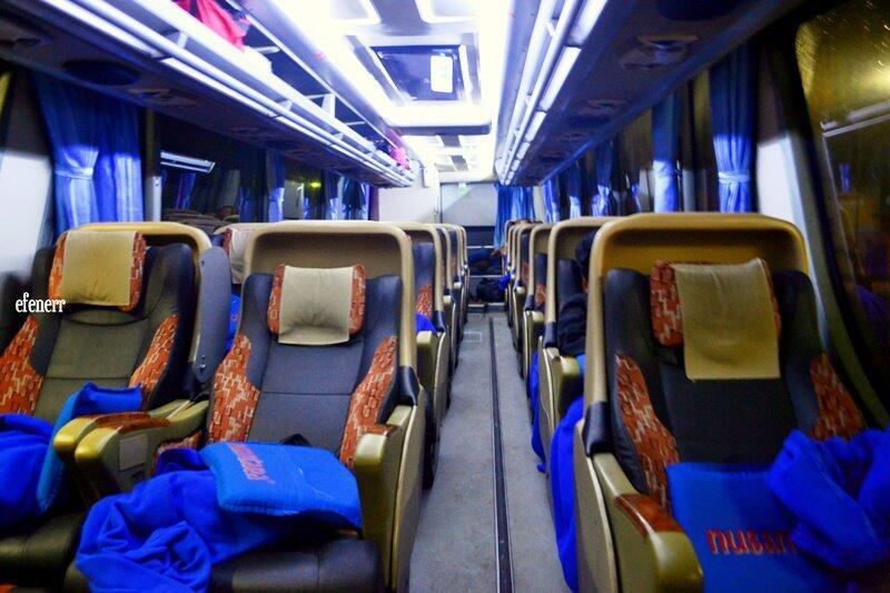 Berbagai Jenis Kelas Yang Ada Pada Bus Quot Penumpang Quot Kaskus