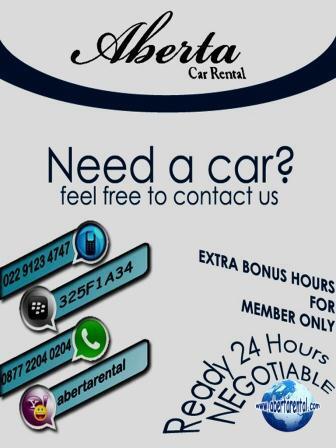 Jasa Rental Sewa Mobil Murah Wisata Bandung Lembang